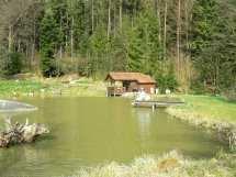 Angelreisen im Bayerischen Wald Angelgewässer