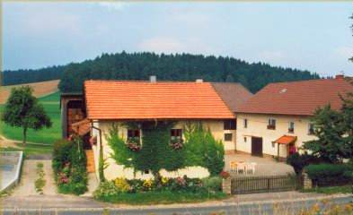 Bauernhofurlaub mit Hund Ferienhaus am Bauernhof im Bayerischen Wald
