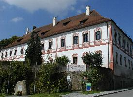 Schlösser in Bayern Ansicht Schloss Miltach