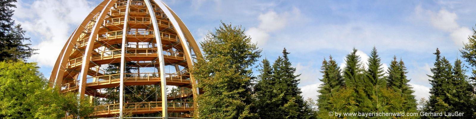 Sehenswürdigkeiten und Ausflugsziele Bayerischer Wald