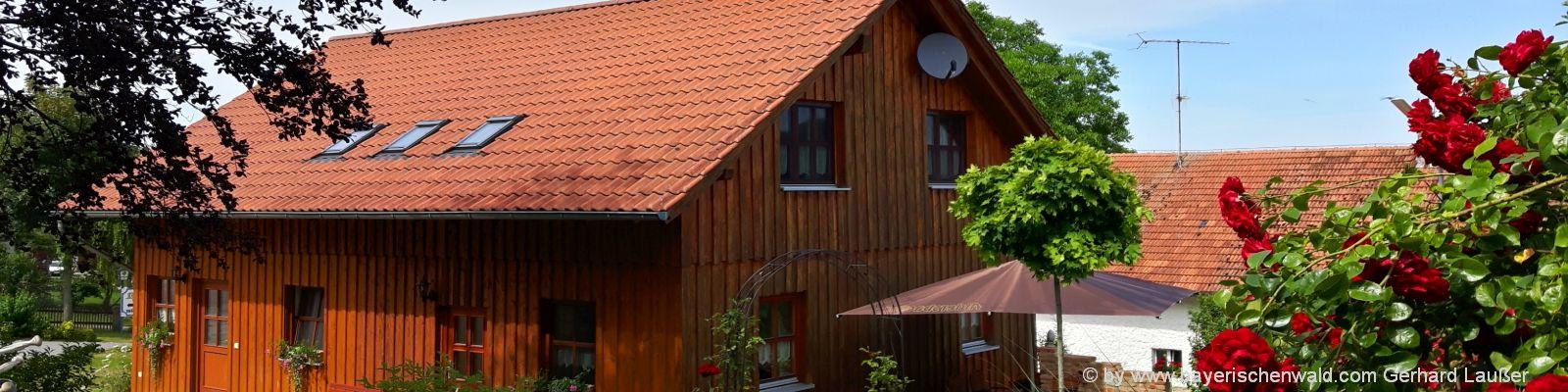 Bayerischer Wald Bauernhof Ferienhaus in Bayern