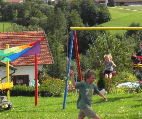 Kinderfreundlicher Familienurlaub in Bayern