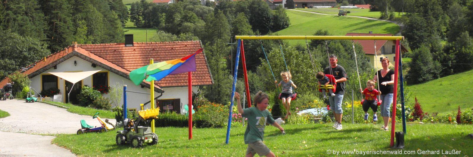 Bayerischer Wald Familienurlaub in Bayern