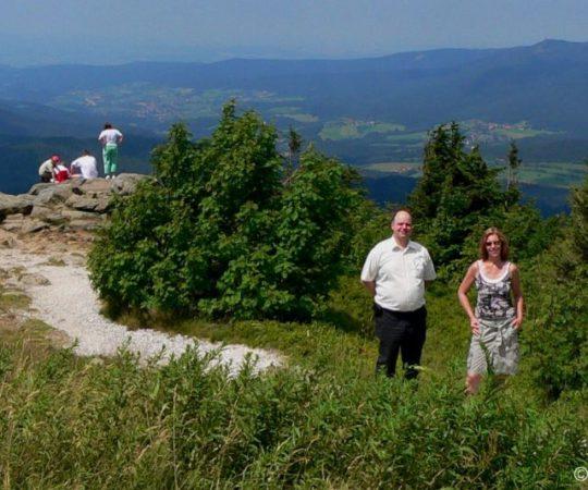Bayerischer Wald Wanderurlaub in Bayern