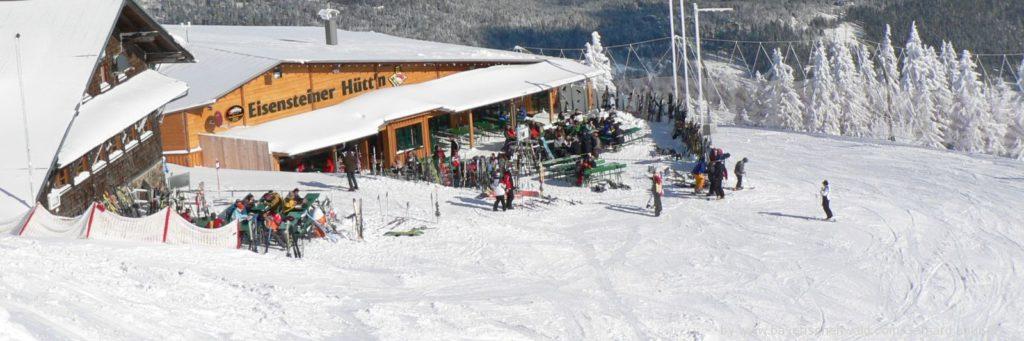 Langlaufen & Skifahren im Winterurlaub in Bayern