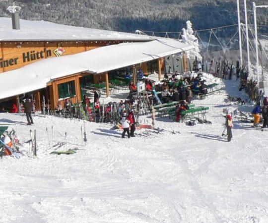 Winterurlaub und Skiurlaub im Bayerischen Wald