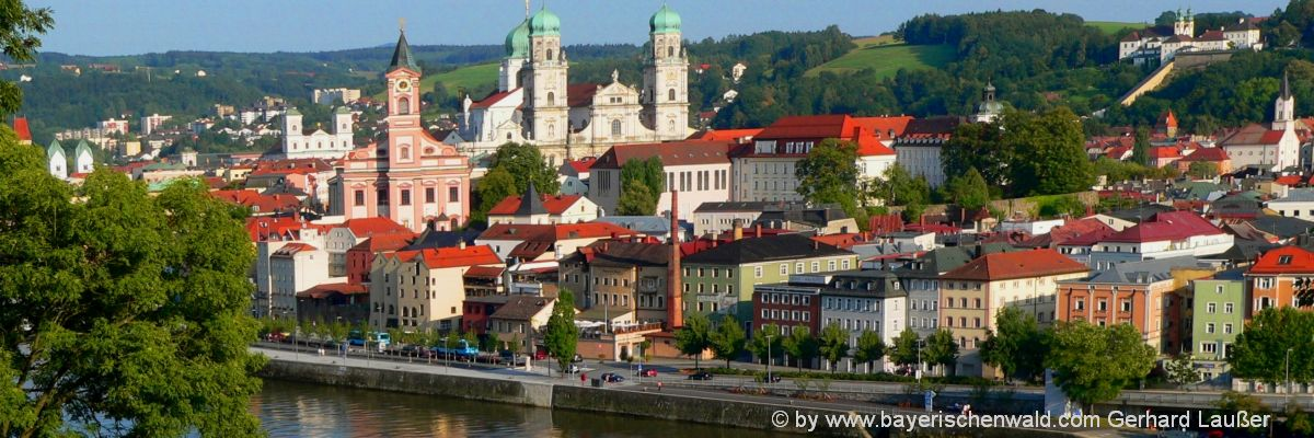 Sehenswürdigkeiten in Niederbayern