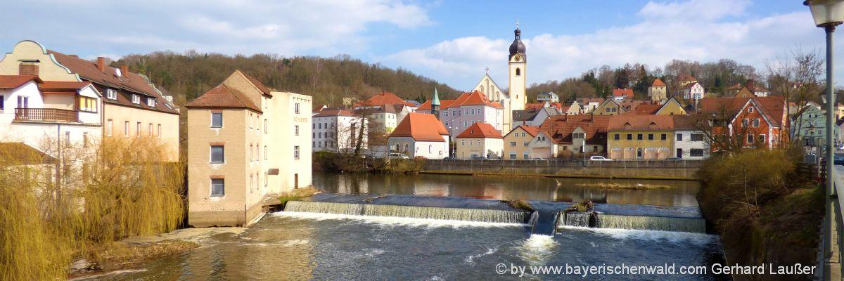 Sehenswürdigkeiten und Ausflugsziele in der Oberpfalz